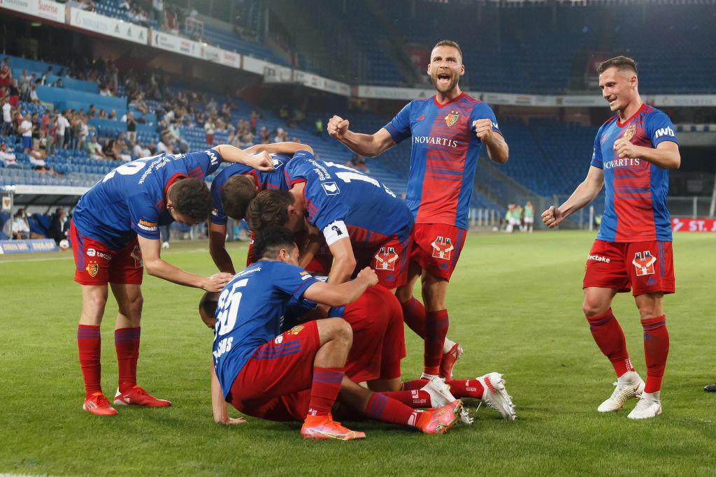 FC Basel v Partizani Tirana - UEFA Europa Conference League Second Qualifying Round