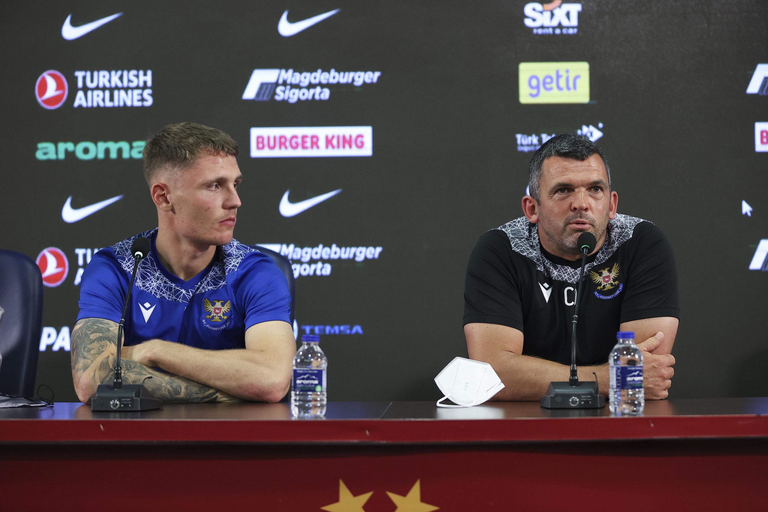 Ahead of Galatasaray v St. Johnstone: UEFA Europa League