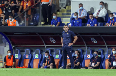 Galatasaray v St. Johnstone: UEFA Europa League