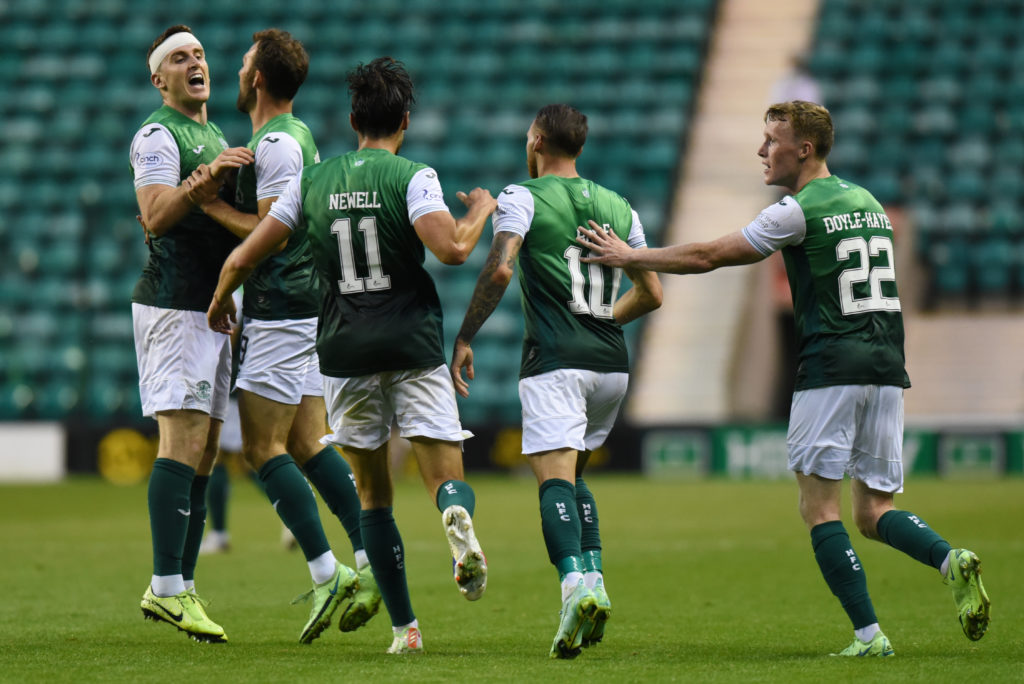 Three things we learned as Hibs go top with emphatic win over County