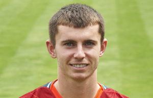 Liverpool First Team Headshots