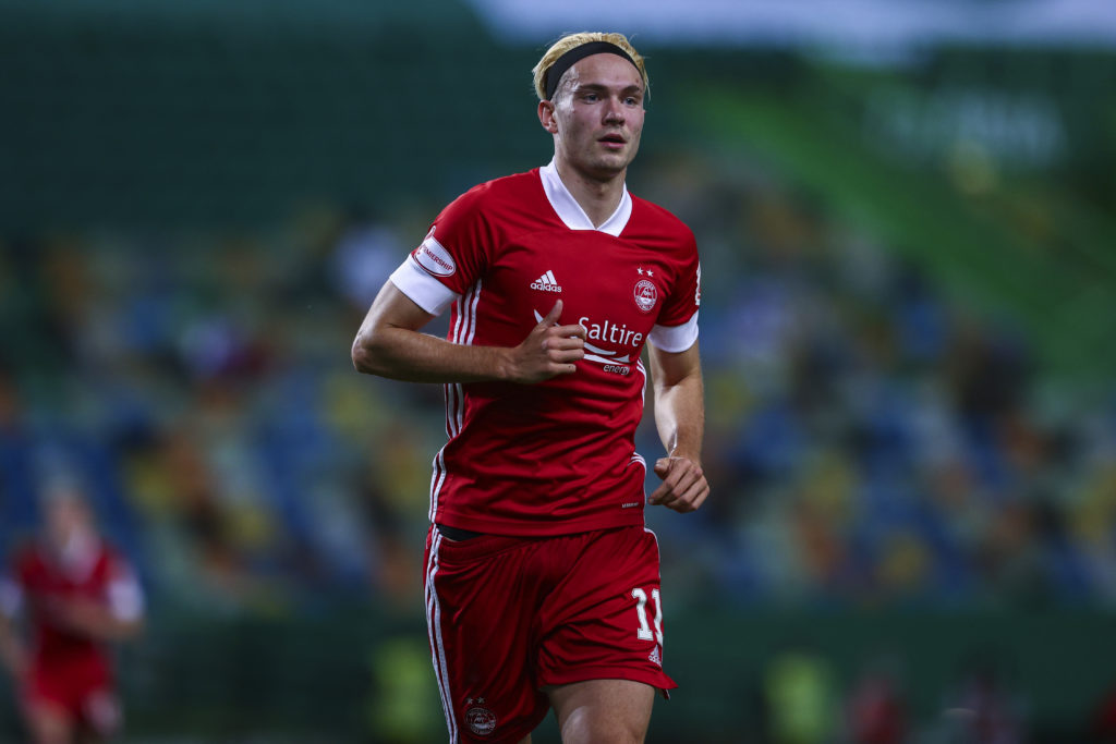 Dons boot out £500k Championship bid for star Middlesbrough are keen on