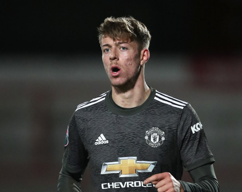 'He's got pace' - 'Excellent' Manchester United talent hailed by Saints boss after 'very good' debut