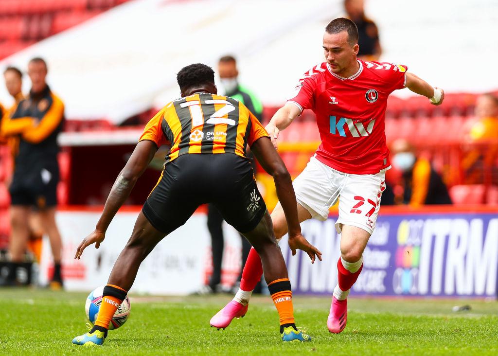 Charlton Athletic v Hull City - Sky Bet League One