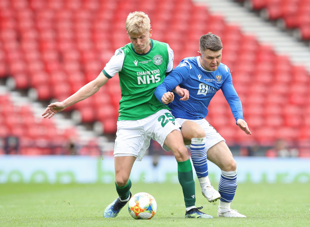 Hibs boss sends strong transfer message after exit talks for West Ham United target slow down