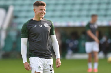 Hibs v Santa Coloma - UEFA Conference League Second Qualifying Round: First Leg