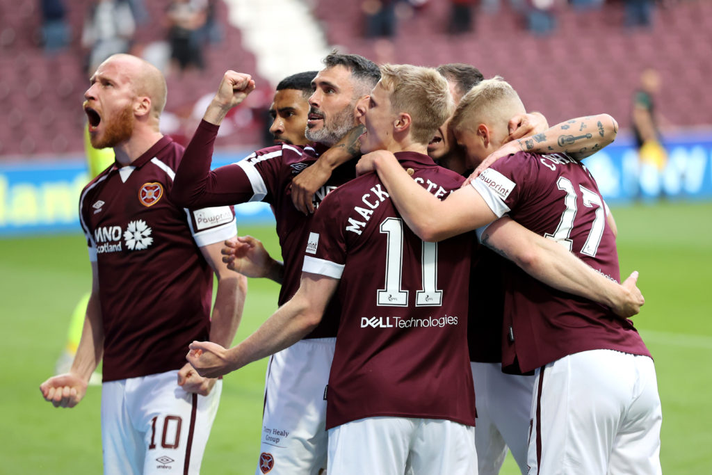 Three things we learned as Hearts go top of the league with Paisley win