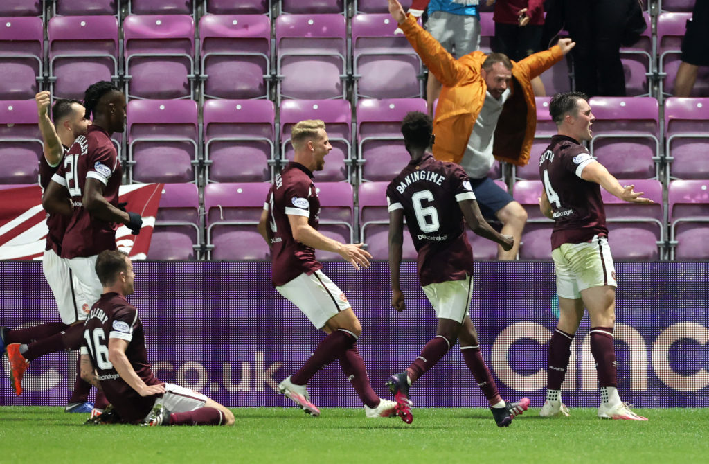 'It's been great' - Jambo loving work with Brighton talent - despite ace putting him out-of-position