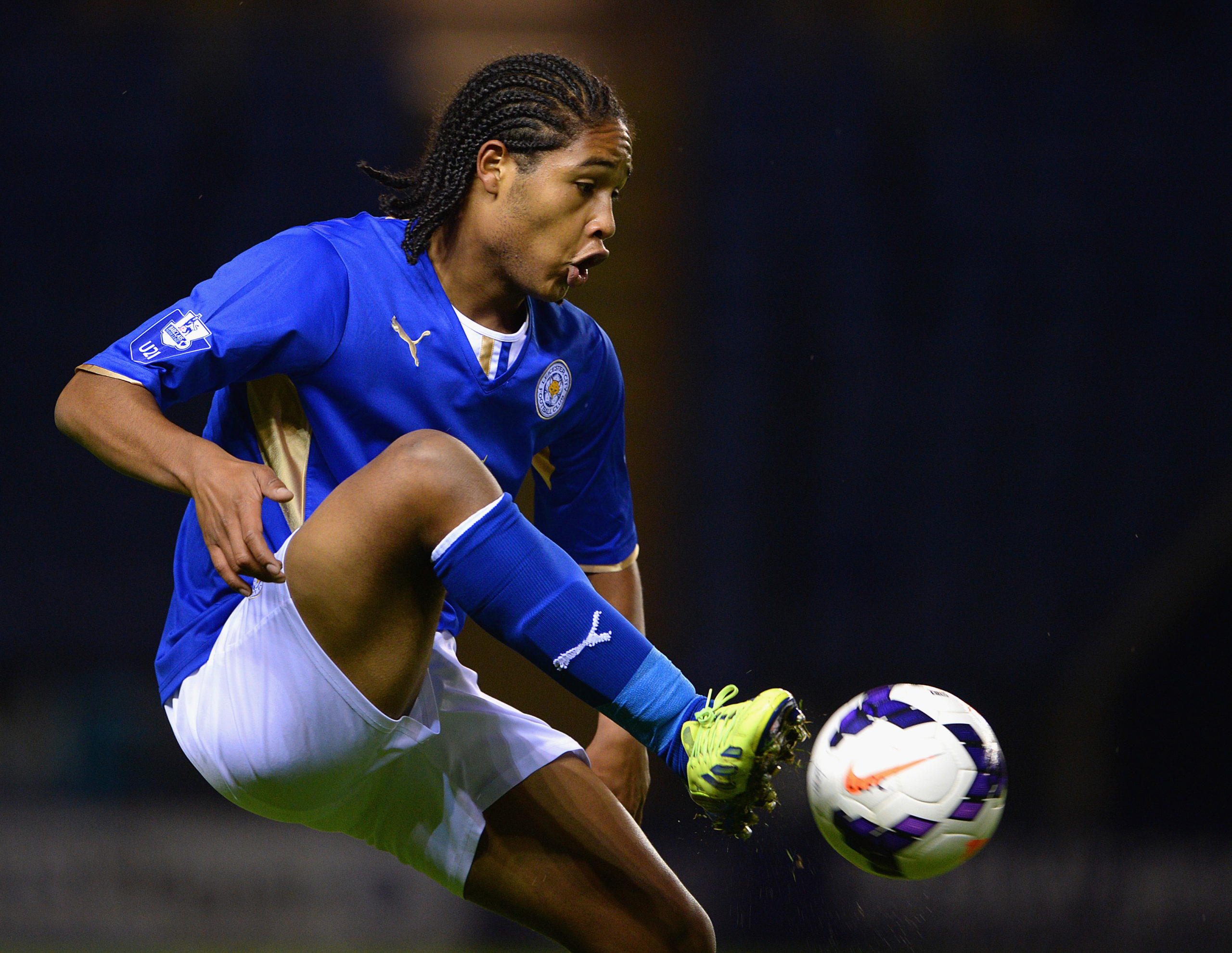 Leicester City U21 v Blackburn Rovers U21 - Barclays U21 Premier League