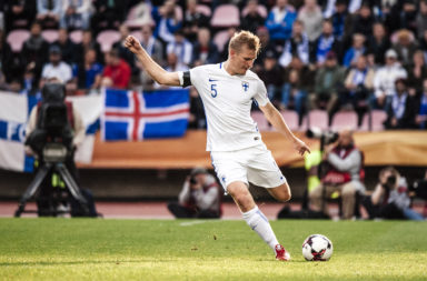 Finland v Iceland - FIFA World Cup 2018 qualification