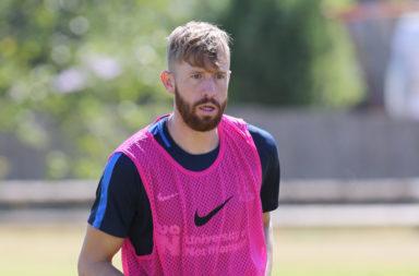 Northampton Town - Pre-Season Training