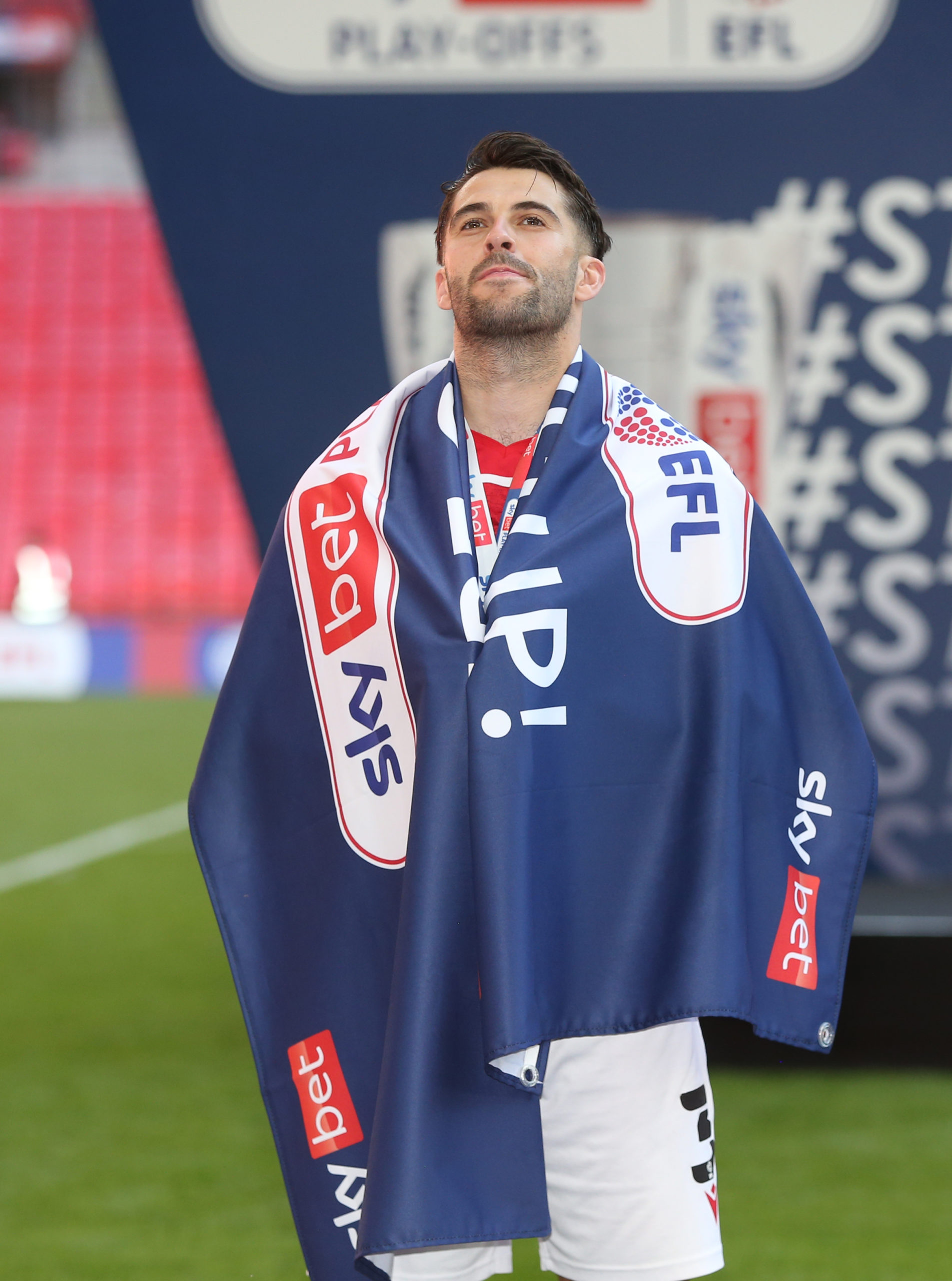 Morecambe v Newport County - Sky Bet League Two Play-off Final