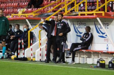 Aberdeen v BK Hacken - UEFA Conference League Second Qualifying Round: First Leg