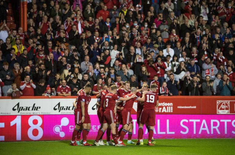 Aberdeen FC v Breidablik - UEFA Conference League: Third Qualifying Round Leg Two