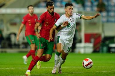 Portugal v Republic of Ireland - World Cup 2022 Qualifier
