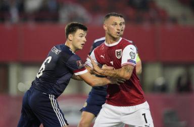 Austria v Scotland - 2022 FIFA World Cup Qualifier
