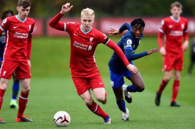Liverpool U23 v Southampton U23: Premier League 2