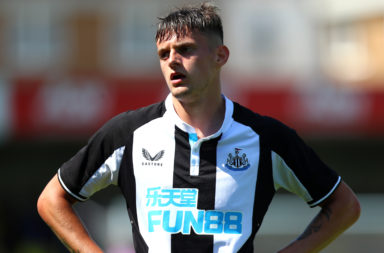 Harrogate Town vs Newcastle United: Pre-Season Friendly