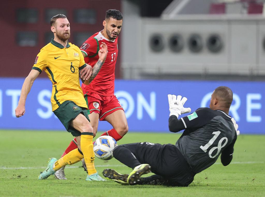 Australia v Oman - FIFA World Cup Qualifiers hibs