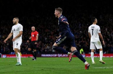 Scotland v Israel - 2022 FIFA World Cup Qualifier
